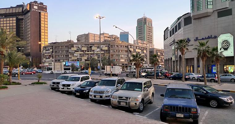 Улица города, Кувейт