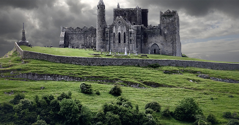 Галифакс в Дублине, Ирландия