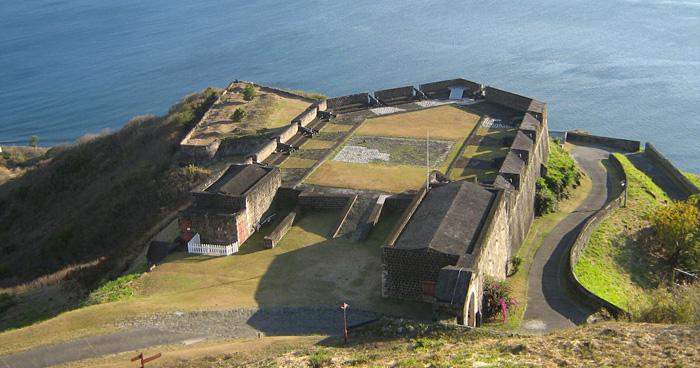 Форт, Сент-Китс и Невис