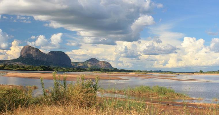 Природа на Мозамбике