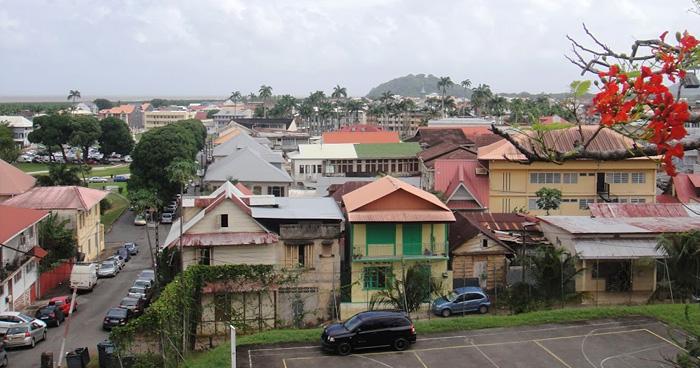 Кайенна, Французская Гвиана