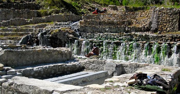 Горячая источники в Marobo, Восточный Тимор