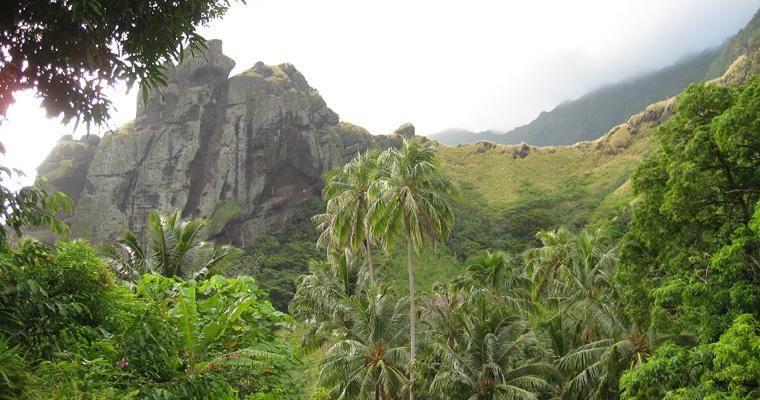 Природа, Французская Полинезия