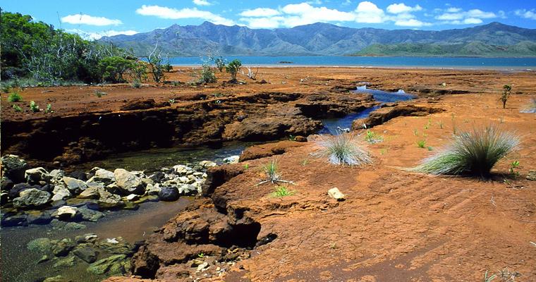 Река Южная, Новая Каледония
