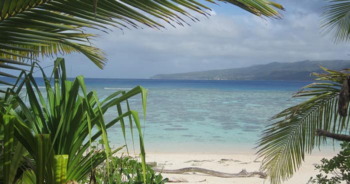 Остров Футуна