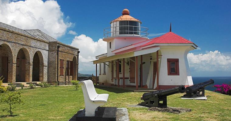Форт-Джордж в Тринидад и Тобаго