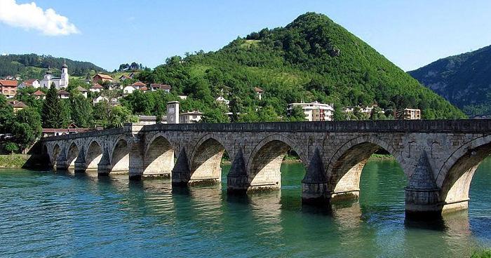 Старый мост, Вышеград