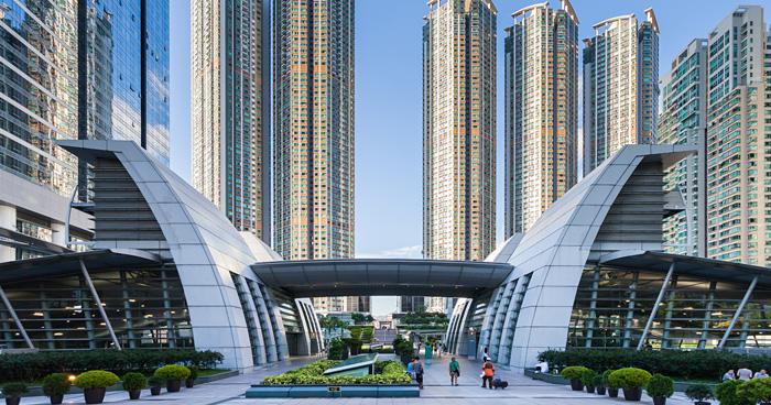 Коулун Набережная, Гонконг
