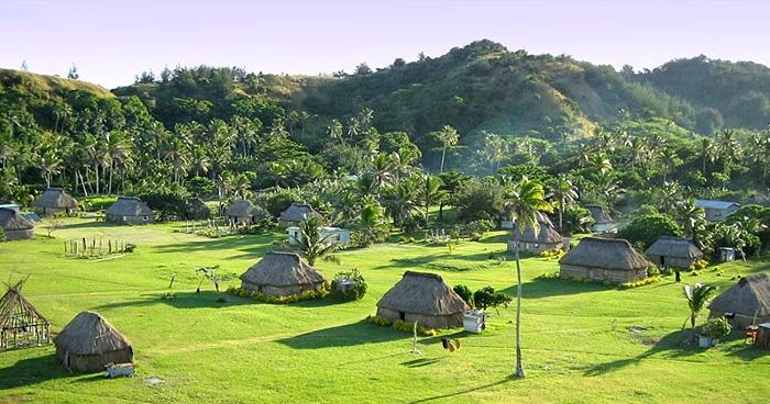 Деревня Epis Midland, Фиджи