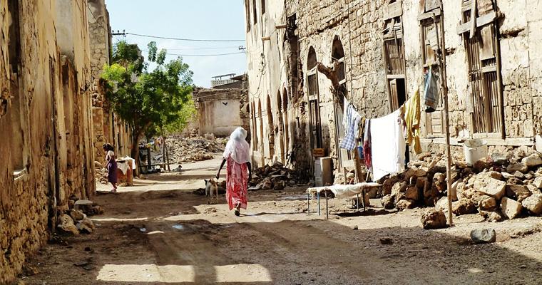 Массава Старый Город, Эритрея