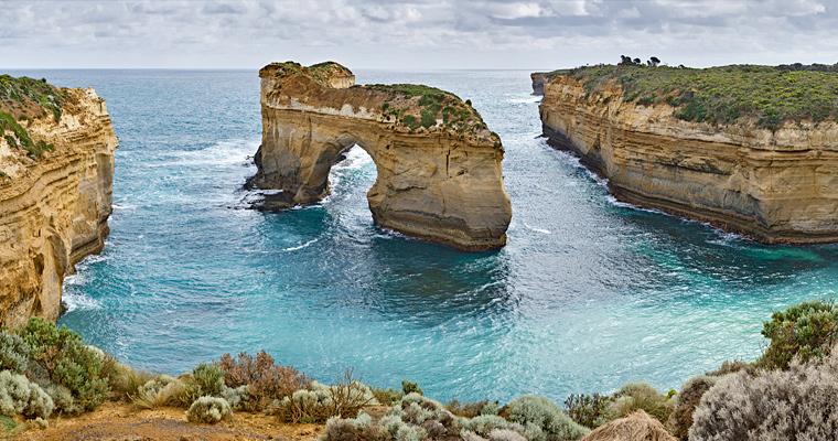 Великая океанская дорога, Австралия.