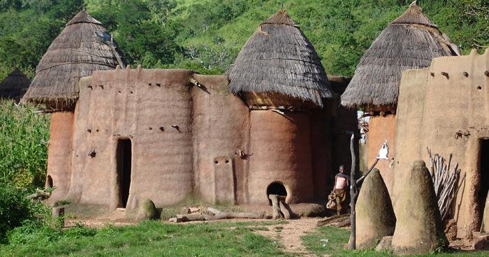 Дом Taberma, Того