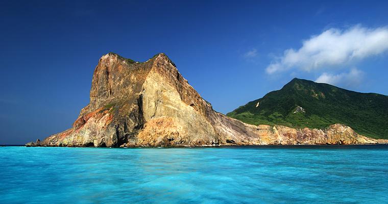 Черепаший остров, Тайвань