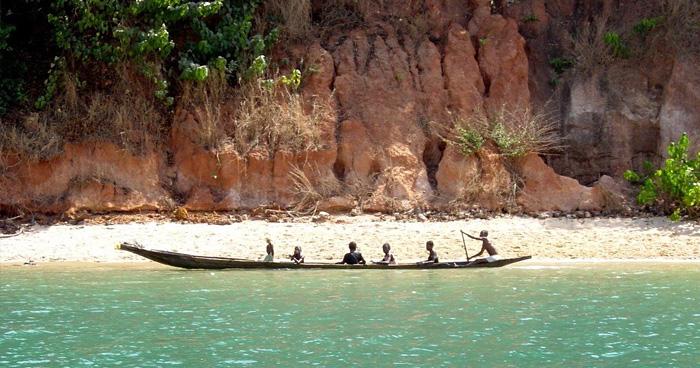 Островов Бижагош, Гвинея-Бисау