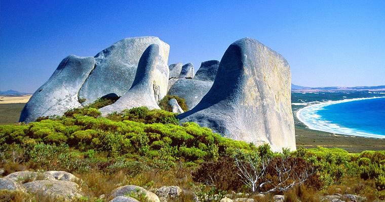 Лучшие пляжи Австралии.