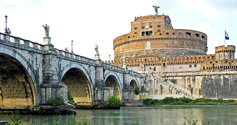 Замок Святого Ангела, Ватикан