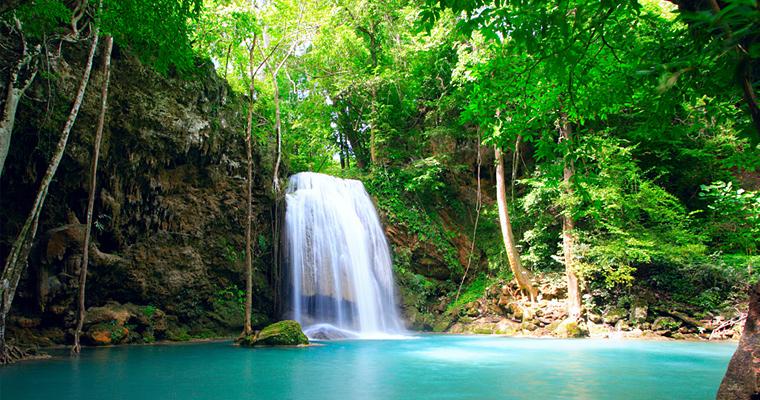 Bleu Cascade, Коста-Рика