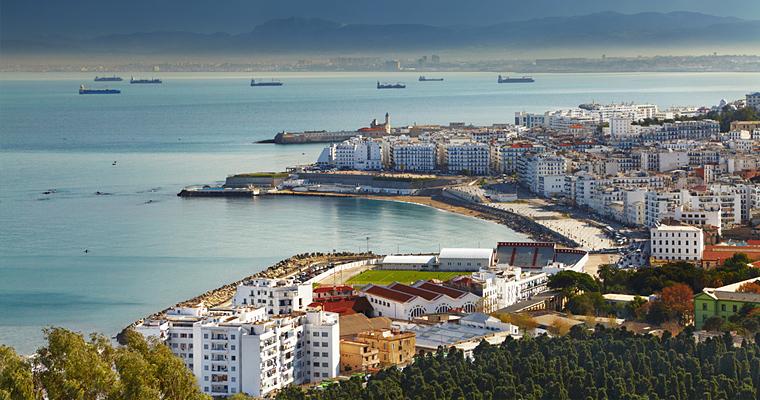 Столица Алжира — Алжир