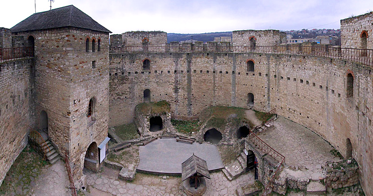 Замок Сорока, Молдова