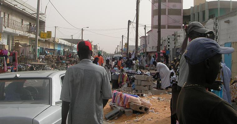 Браззавиль, Конго