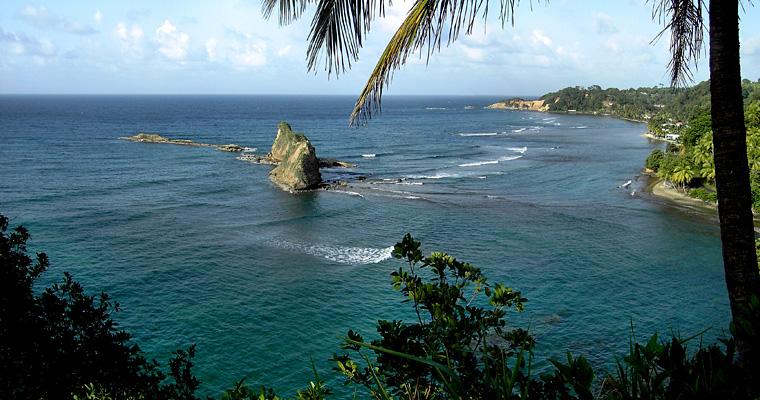 Calibishie, Доминика