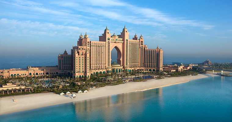 Atlantis Paradise Island Resort, Багамы.