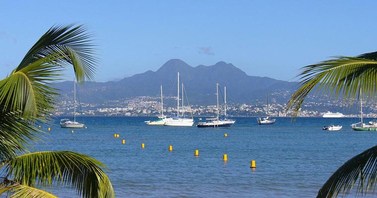 Форт-Бей, Мартиника