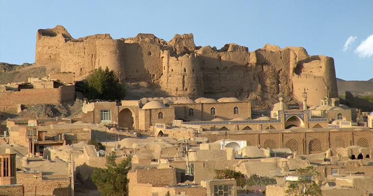 Город Наина, Исфахан, Иран
