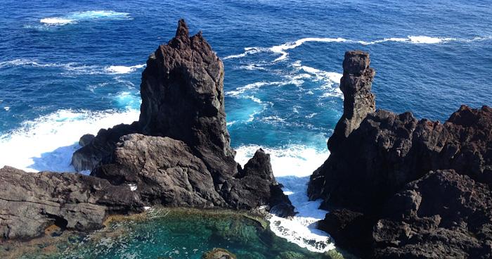 Берега Острова Питкэрн