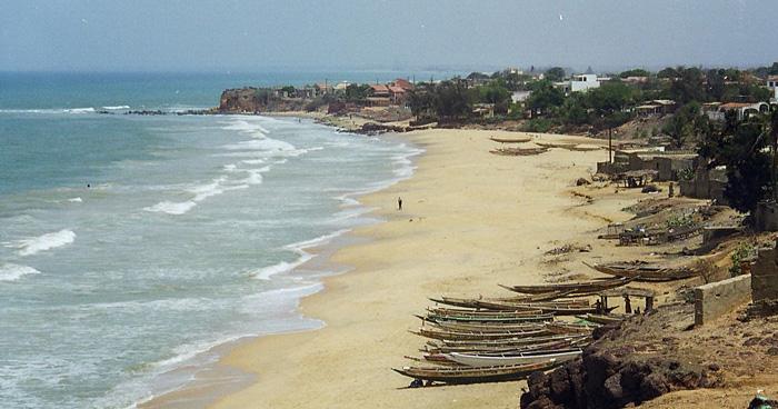 Yenne, Сенегал