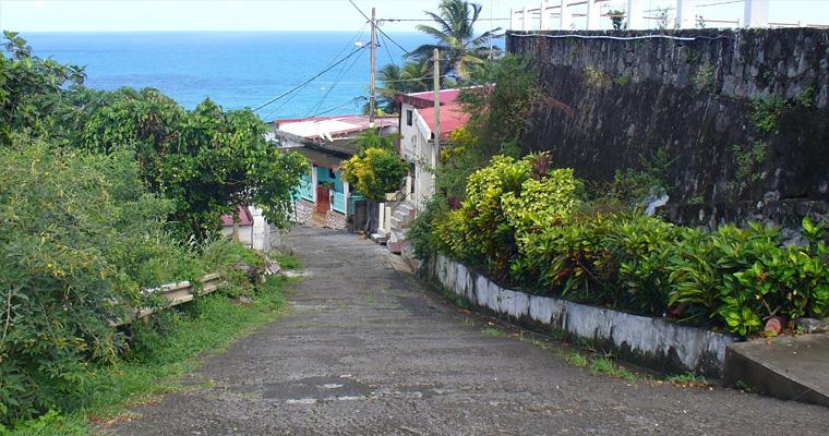 Macouba, Мартиника