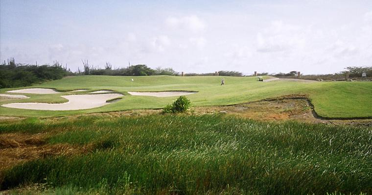Tierra Del Sol Golf Course, Аруба