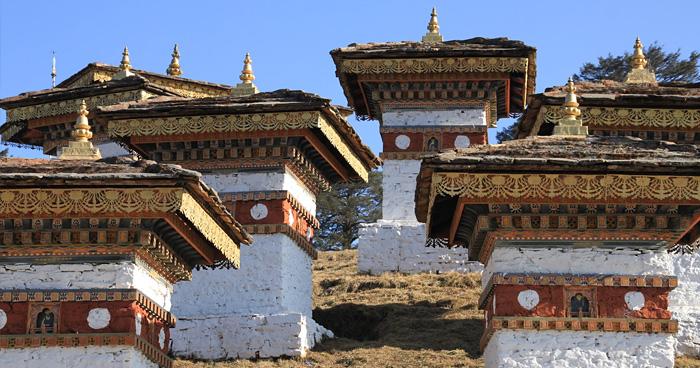 Друк Вангьял, Бутан
