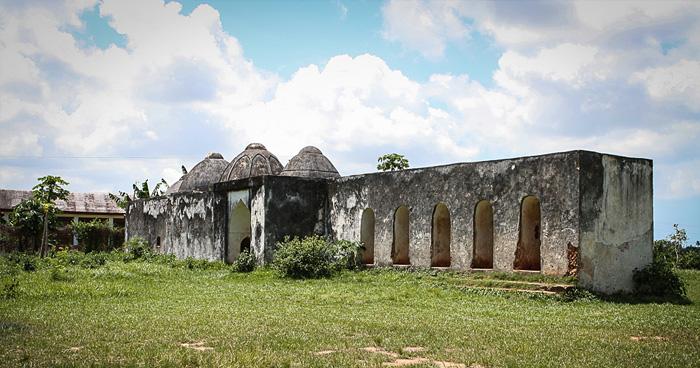 Руины персидских ванн, Танзания