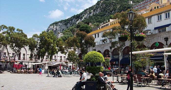Улицы Гибралтара