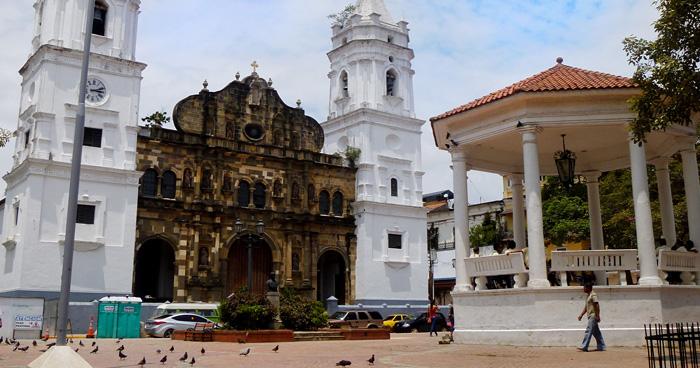 Каско-Вьехо, Панама-Сити