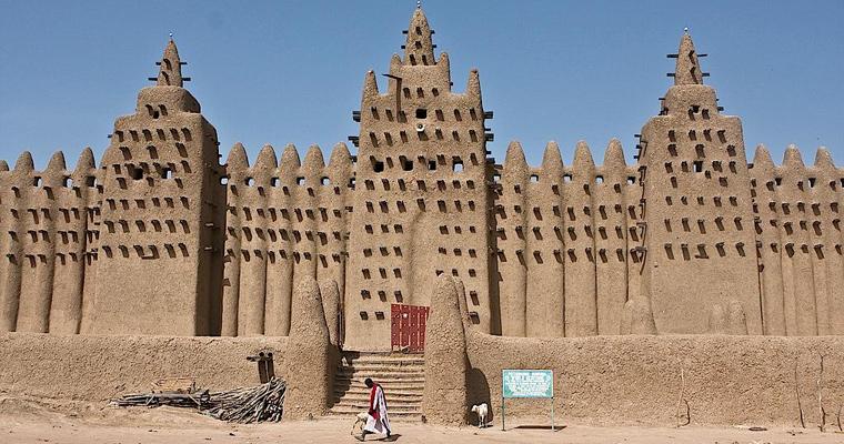 Великая мечеть Дженне, Чад