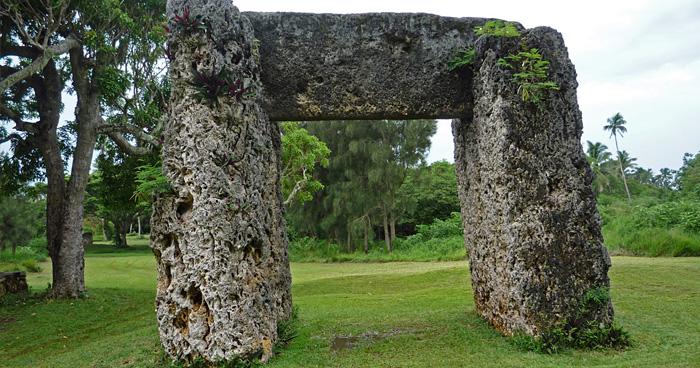 Хаамонга-а-Мауи, Тонга