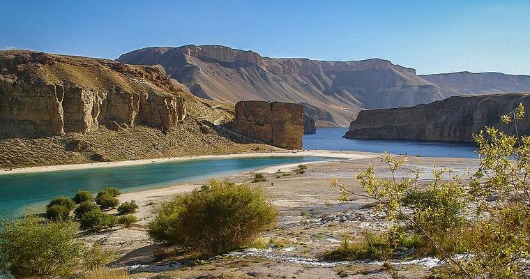 Банд-Эмир, Национальный парк является первым национальным парком Афганистана.