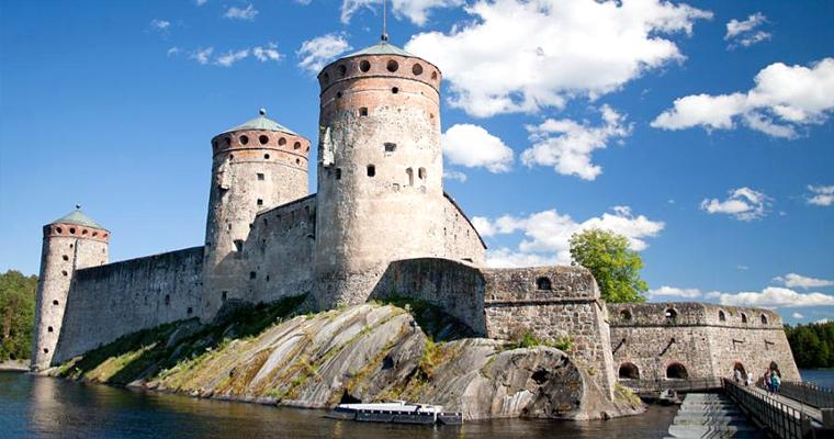 Святой Замок Олафа, Финляндия