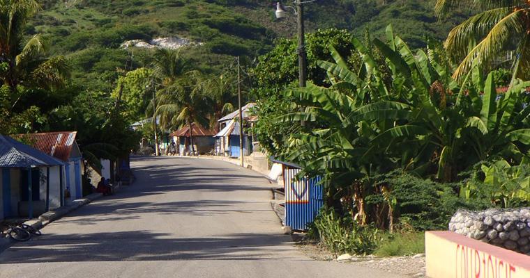 Дорога, Гаити