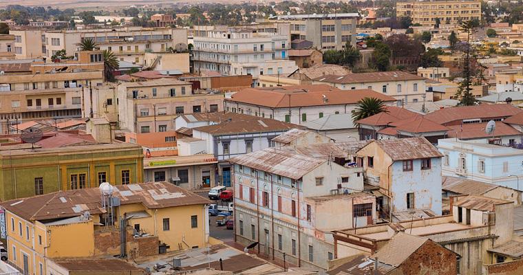Дома, Эритрея