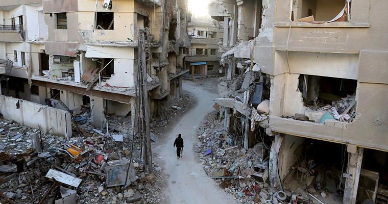 Сирии сейчас
