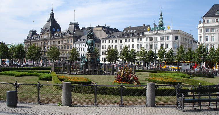 Kongens Nytorv, King's New Square