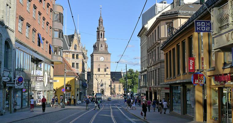 Осло, Норвегии