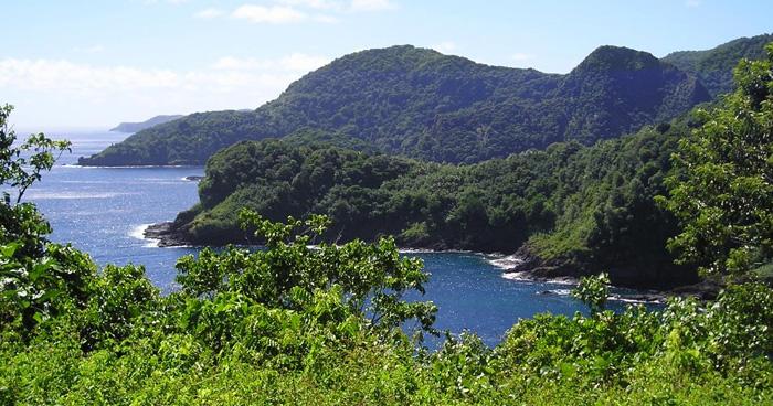 Северное побережье Тутуила, Самоа