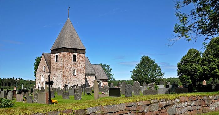 Старая церковь, Аландские острова