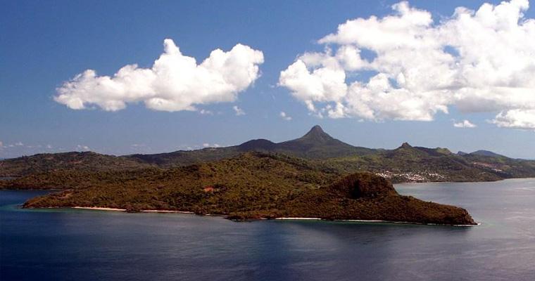 Вулкан на Майотте