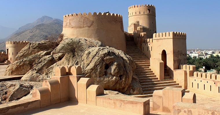 Форт Барка, Оман