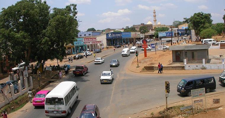 Столица Лилонгве, Малави